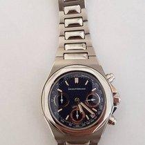Girard Perregaux Olimpico Laureato 8017 Steel 1996 Blue Dial 38mm