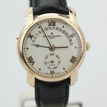 Vacheron Constantin Patrimony Retrograde Date And Day Subdial...