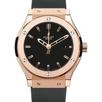 Hublot 561.PX.1180.RX Classic Fusion 38mm - Rose Gold on...