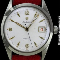 Rolex 6294 Oysterdate Precision Stainless
