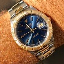 Rolex Datejust Turn-O-Graph Or/acier Ref 16263 Série Y