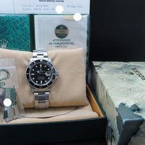 Rolex SUBMARINER 16800 Matt Dial Full Set with Box and Papers