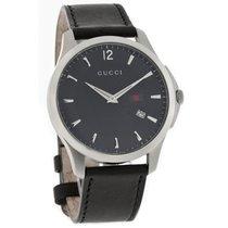 Gucci 126 G-Timeless Mens Swiss Quartz Watch YA126304