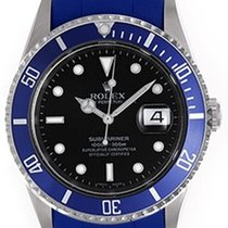 Rolex Men's Submariner Stainless Steel Sport Diving Watch...