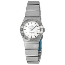 Omega Ladies 12310246002001 Constellation Watch