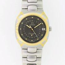 Omega Seamaster Polaris GMT Stahl/Gold18Karat
