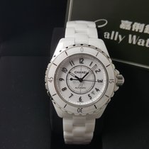 Chanel Cally - H0970 White Ceramic Automatic