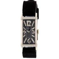 Paul Ditisheim Ladies  Solvil Platinum Diamond Dial Watch 221970