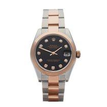 Rolex Datejust Stainless Steel & 18k Rose Gold Ladies 178241