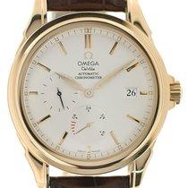 Omega De Ville Co-Axial Power Reserve oro giallo art. Om297