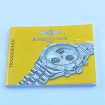 Breitling Anleitung Manual Transocean Chrono Quartz
