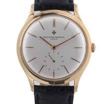 Vacheron Constantin Classic Oversized Yellow Gold Vintage...