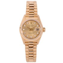 Rolex Pre-Owned DateJust Lady 69178 1989 Model