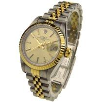 ロレックス (Rolex) Lady Date Steel & Gold 69173