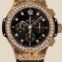 Hublot Big Bang Gold Linen