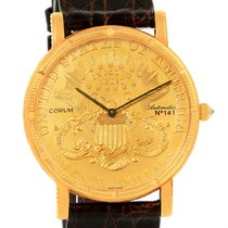 Corum 20 Dollars Yellow Gold Coin 20th Century Celebration...