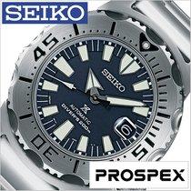 セイコー (Seiko) Prospex Diver Scuba Blue Ocean SZSC003 (NEW,...