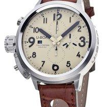 U-Boat Flightdeck 50 Automatic Breige Dial Men's Watch