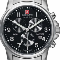 Swiss Military Hanowa 06-5233.04.007 Swiss Soldier Chrono...