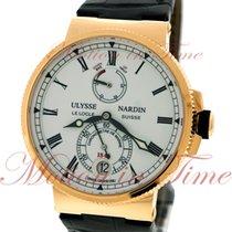 Ulysse Nardin Marine Chronometer Manufacture, White Enamel...