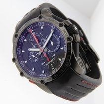 Chopard Superfast Classic Racing Chrono Split Second DLC Black