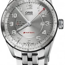Oris Williams Day Date 01 747 7701 4461-07 8 22 85