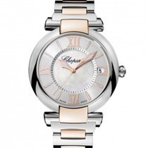 Chopard Imperiale 40 mm stainless steel and 18K rose gold