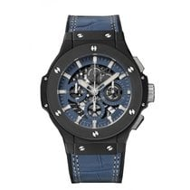 Hublot Aero Bang Denim Ceramic