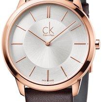 ck Calvin Klein minimal Uhr 35mm K3M226G6