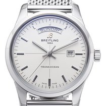 Breitling Men's Transocean Day & Date Watch