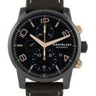 Montblanc Timewalker Dual Carbon Chronograph Ref. 7187