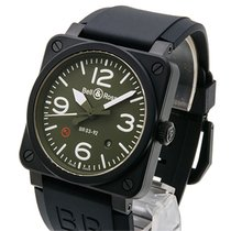 Bell & Ross MILITARY TYPE BR0392-MIL-CE