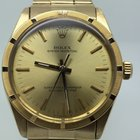 Rolex OYSTER PERPETUAL FULL GOLD 18K LIKE NEW VERY RARE