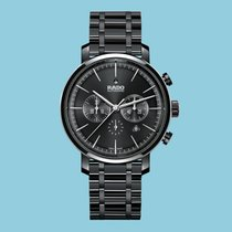 Rado DiaMaster Automatic Chronograph 45mm Keramik -NEU-