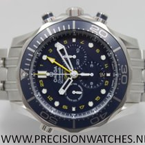 Omega Seamaster Diver GMT Chronograph