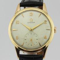Omega Vintage Classic Chronograph 18K Gold
