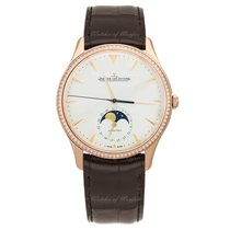 Jaeger-LeCoultre Master Ultra Thin Moon - Pink Gold