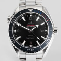 "Omega Planet Ocean ""Sochi Games"" Limited Edition"