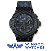 Hublot - BIG BANG - JEANS CARBON CHRONOGRAPH Ref. 301.QX.2740....