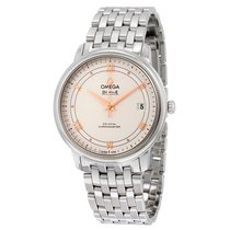 Omega De Ville Prestige Stainless Steel Mens watch 424.10.40....