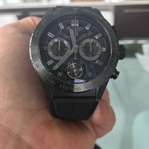Ταγκ Χόιερ (TAG Heuer) Carrera Heuer -02T Tourbillon Black...