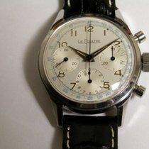 Jaeger-LeCoultre Steel chronograph
