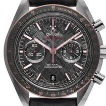 Omega Speedmaster Moonwatch Meteorite Keramik Titan 18kt...