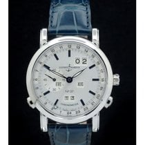 Ulysse Nardin GMT Perpetual Platinum Ltd. Full Set -Vollrevisi...