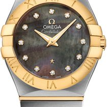 Omega Constellation Brushed 27mm 123.20.27.60.57.007