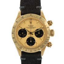 롤렉스 (Rolex) Daytona 37mm R Serial In Oro Giallo 18kt Ref. 6265