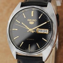 Seiko 5 Rare Japanese Mens 36mm Automatic Watch c1970 ...