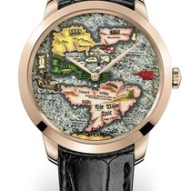 Girard Perregaux 1966 THE CHAMBER OF WONDERS Sapphire dome and...