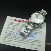 Rolex OYSTER 6426 with Original Silver (no Lume) Dial and Paper