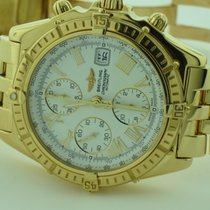 Breitling Chronomat Crosswind Racing 18K Solid Gold Automatic